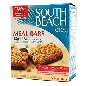 South Beach Diet Meal Bars