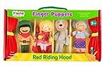 Tellatale Red Riding Hood Finger Pupp...