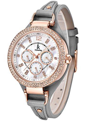 alienwork-montre-quartz-multifonction-quartz-nacre-strass-cuir-blanc-gris-k002ga-08
