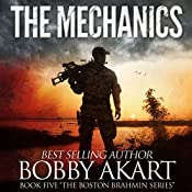 The Mechanics: The Boston Brahmin, Book 5 | Bobby Akart