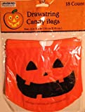 Halloween Candy Bags, 36 Count (Orange Pumpkin) thumbnail