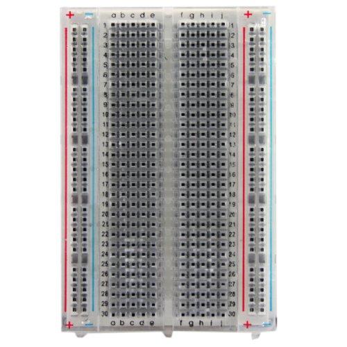 Generic 85Mm Prototype Solderless Printed Led Circuit Board Breadboard For Arduino Diy