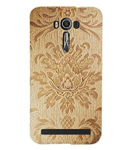 Phone Decor 3D Design Perfect fit Printed Back Covers For Asus Zenfone 6