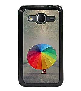Fuson 2D Printed Designer back case cover for Samsung Galaxy Core Prime - D4379