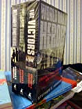 img - for Stephen E. Ambrose 3-Book Collection Box Set (Band of Brothers, Pegasus Bridge, The Victors) book / textbook / text book