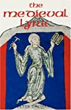 The Medieval Lyric (0859914844) by Dronke, Peter