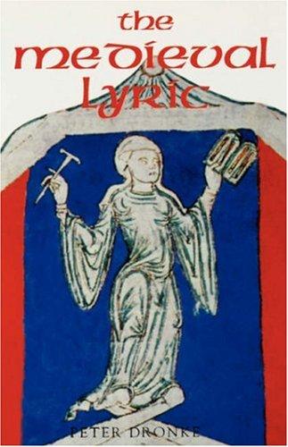 The Medieval Lyric