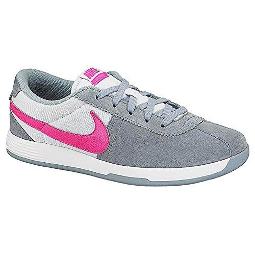 New-Womens-Nike-Lunar-Bruin-Golf-Shoes-GreyPink-Retail