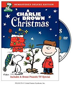 A Charlie Brown Christmas Remastered Deluxe Edition from Warner Home Video