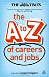 A-Z of careers and jobs.