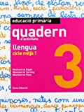 img - for Pack Llengua CM1. Quadern + Un dia rod  book / textbook / text book