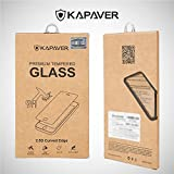 for LG Google Nexus 5X (2015 Model) KAPAVER® 2.5D Arc Edge 9H Hardness Premium Tempered Glass Screen Guard Protector (Comes with Precise Camera, Sensor and Ear Piece hole)