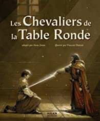 Les chevaliers de la table ronde anne jonas babelio - Contes et legendes des chevaliers de la table ronde resume ...