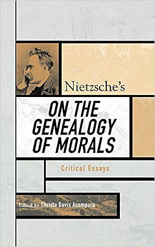 morals essays