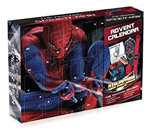 Spiderman Adventskalender