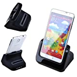VicTsing caricabatterie Dual USB Data Sync Charging Cradle + Spare Battery caricabatterie Docking Station per...