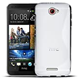 HTC One S Silikon Hülle Case in Transparent Cover One S...