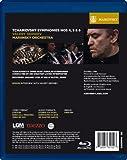 Image de Tchaikovsky: Symphonies Nos.4-6 [Blu-ray]