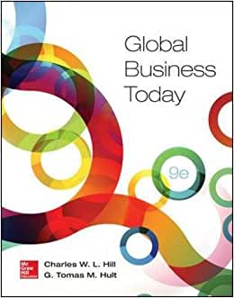 Global Business Today (Newest Edition)