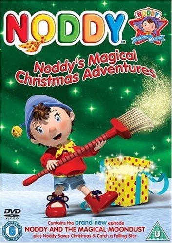 Noddy: Noddy's Magical Christmas Adventures [DVD]