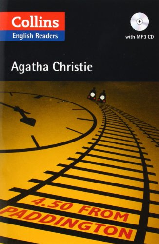 4.50 From Paddington (+ CD) (Collins Agatha Christie ELT Readers)