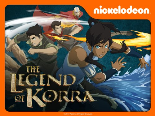 The Legend of Korra Book 1 - 1