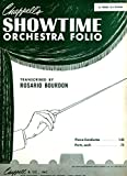 img - for Chappell Showtime Orchestra Folio 1st Violin (1st Position) (Song of Norway, Bewitched, Falling in Love with Love, How High the Moon, I Can Dream Can't I?, I'll Follow My Secret Heart, Speak Low) book / textbook / text book