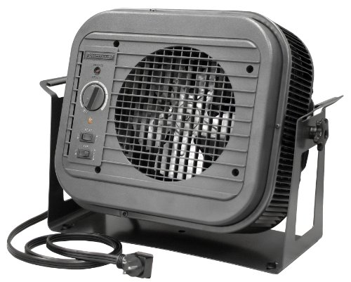 Fahrenheat NPH4A Heavy Duty Portable Heater, 240-volt (Fahrenheat Heaters compare prices)