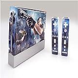 Wii Dual Colored Skin Sticker,Wii0620-05