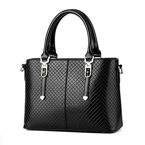 koson-man-mujer-vintage-sling-tote-bolsas-asa-superior-bolso-de-mano-negro-negro-kmukhb284