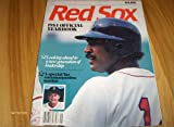 1984 Boston Red Sox Official Yearbook Magazine at Amazon.com