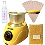 Quick Hard Waxing Heater Home Kit for...