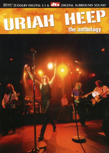 Uriah Heep: The Anthology