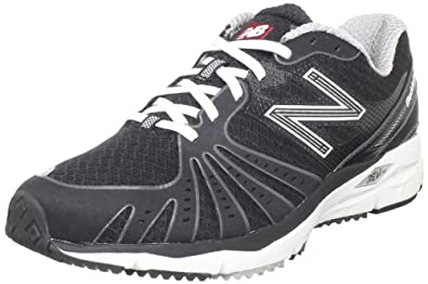 New Balance Men's MR890 Running Shoe,White/Black,9 D US