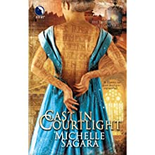 Cast in Courtlight: Chronicles of Elantra, Book 2 (       UNABRIDGED) by Michelle Sagara Narrated by Khristine Hvam