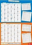 Mein Studi-Planer: A1-Poster f�r Wint...
