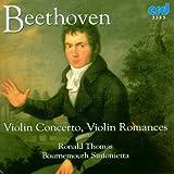 Beethoven Violin Concerto RonaldThomas Bournemouth Sinfonietta