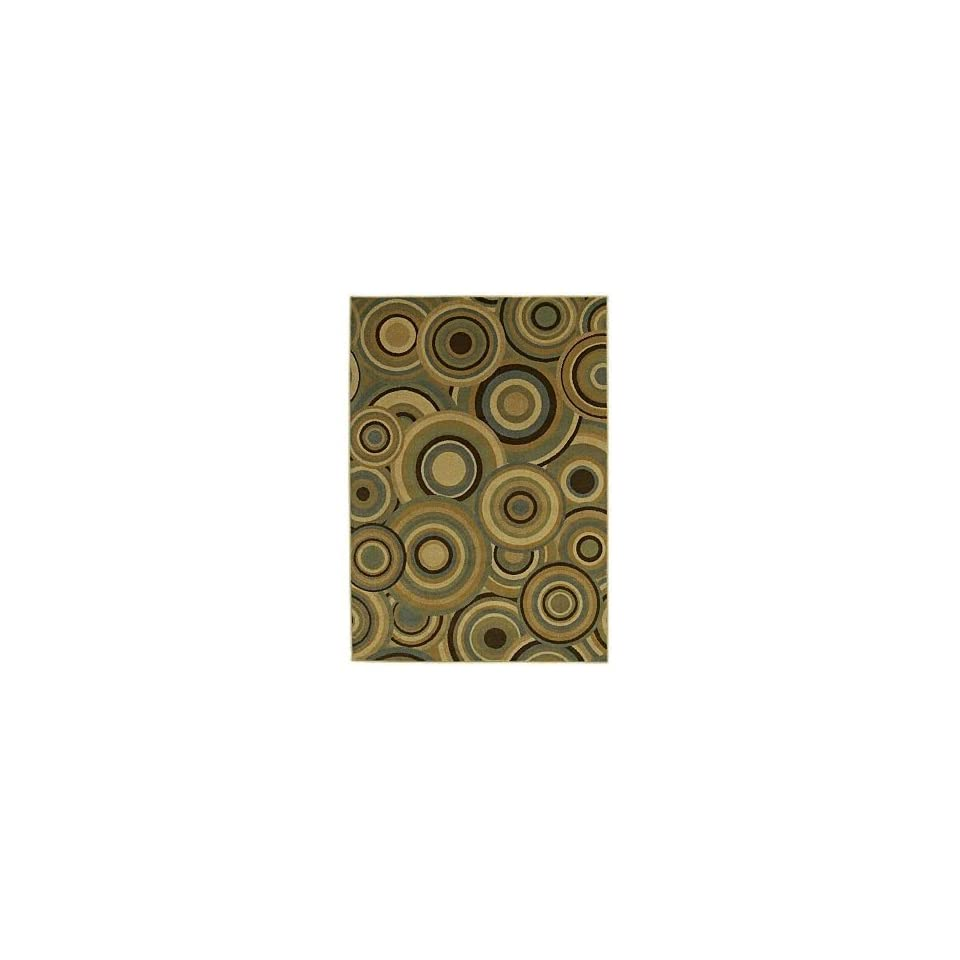 Shaw Area Rugs Transitions Rug Disco Light Multi 03110 78x1010 Rectangle