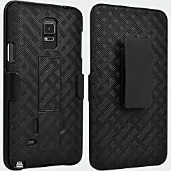 Verizon Shell Holster Combo with Kickstand for Samsung Galaxy NOTE 4 in Verizon Retail Packaging