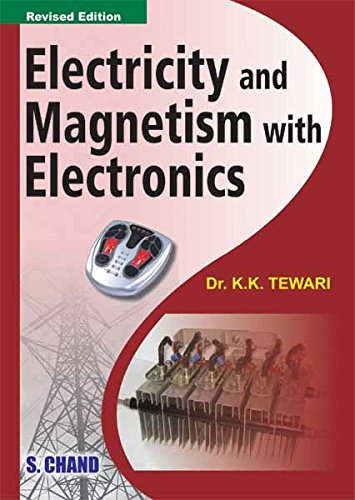 Electricity And Magnetism K K Tewari