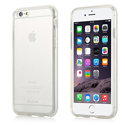 iPhone-6S-Custodia-iHarbort-iPhone-6-6S-Plus-Case-Soft-Air-Bumper-Cover-con-assorbimento-degli-urti-funzione-per-iPhone-6-6S-47-pollici-trasparente