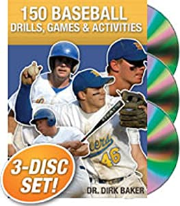 Championship Productions Baseball Drills,Games and Activities DVD by Championship Productions, Inc.
