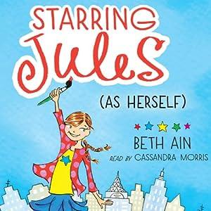 Starring Jules (As Herself) Audiobook