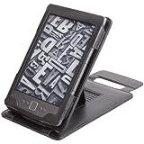 DURAGADGET Étui et support en cuir pour Kindle Noir (Import Royaume Uni)