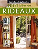 1001 Idées de rideaux (French Edition)