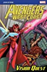 Avengers West Coast: Vision Quest (Ma...