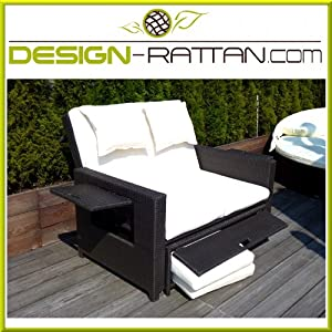 1 big rabatt c xantho hotel 9 cm braun monte carlo multifunktionssofa polyrattan. Black Bedroom Furniture Sets. Home Design Ideas