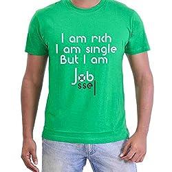 Elinen Jobless T Shirt-Size L