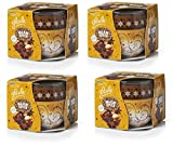 4 x Glade Limited Edition Candle In a Jar Warm Spice Scent