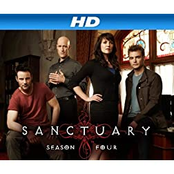 Sanctuary Season 4 [HD]